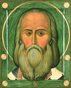 Святитель Игнатий (Брянчанинов), епископ Ставропольский и Кавказский.